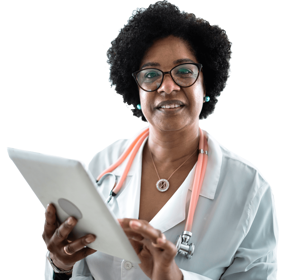 medical professional, legacy assurance works with memd to give you access to telehealth benefits